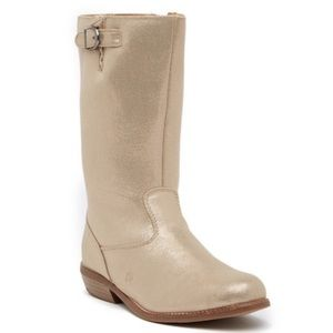 Hanna Andersson Katherine Gold Riding Boots